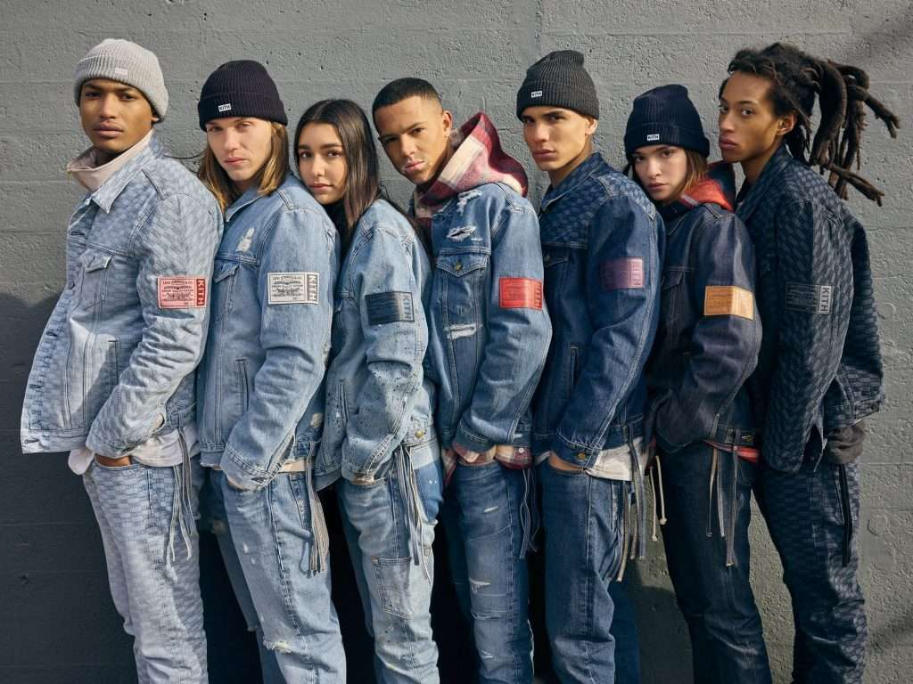 The Levi's back patch: from original inception to modern iteration – Denim Dudes